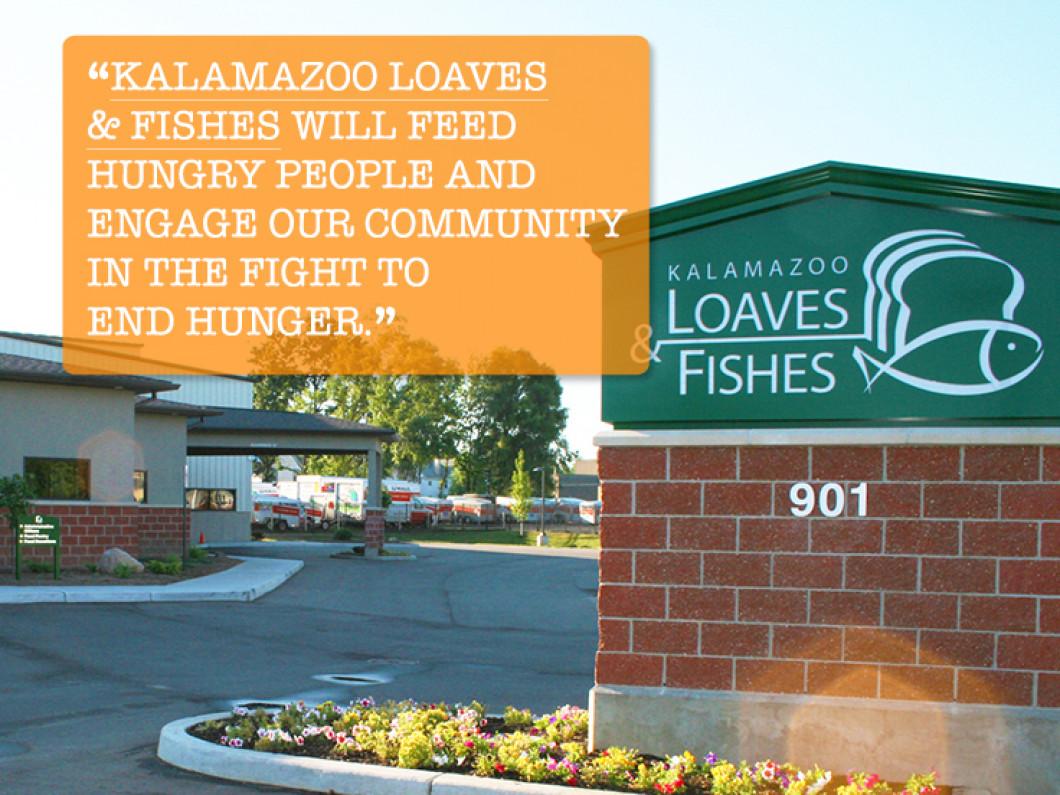 Home kalamazoo loaves fishes for Loaves and fishes kalamazoo