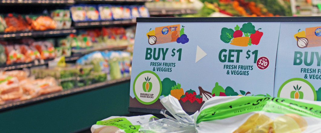 HOW SNAP HELPS DOUBLE YOUR PRODUCE PURCHASING POWER