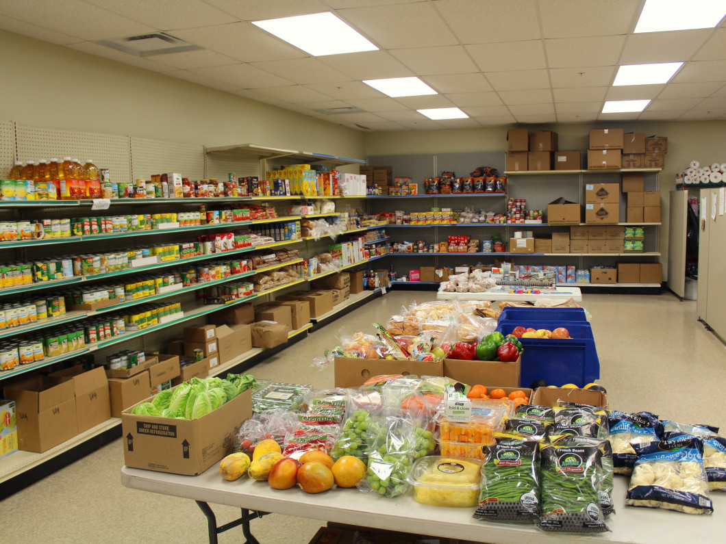 Grocery Pantry Program